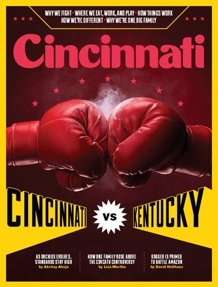 Cincinnati Cover - 11/1/2019