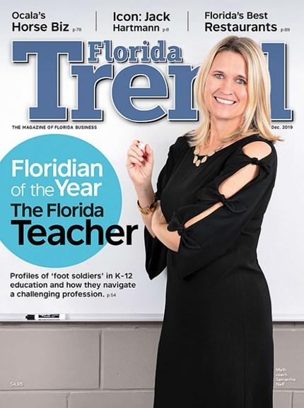 Florida Trend Cover - 12/1/2019