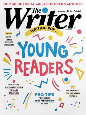 The Writer Magazine | 1/2020 Cover