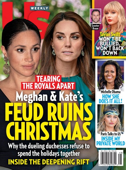 Us Weekly Cover - 12/2/2019