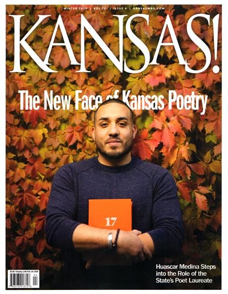 KANSAS! Cover - 12/1/2019