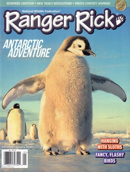 Ranger Rick Cover - 12/1/2019