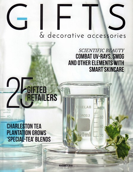 Gifts And Decorative Accessories Cover - 11/1/2019