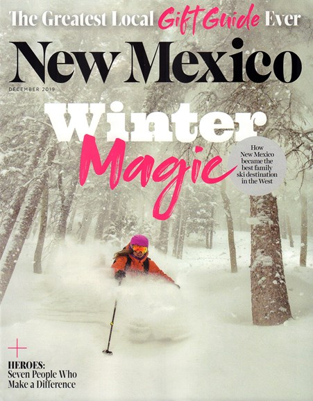 New Mexico Cover - 12/1/2019