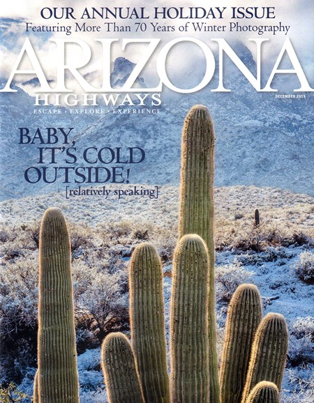 Arizona Highways Cover - 12/1/2019