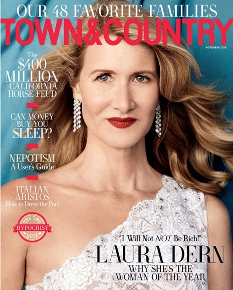 Town & Country Cover - 11/1/2019
