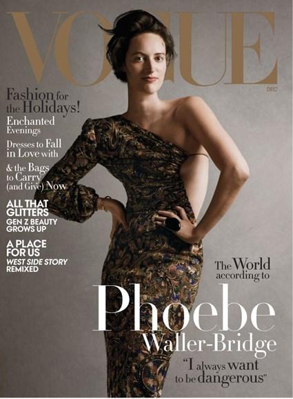 Vogue Cover - 12/1/2019