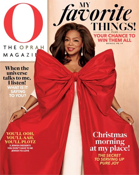 O The Oprah Cover - 12/1/2019