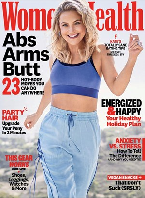 Women's Health Magazine | 12/2019 Cover
