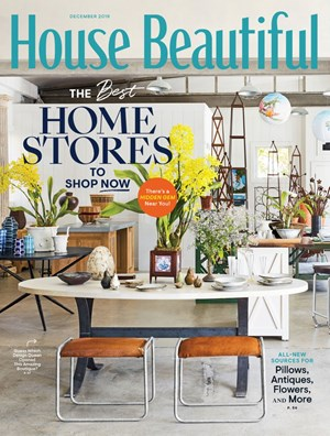 House Beautiful Magazine | 12/2019 Cover