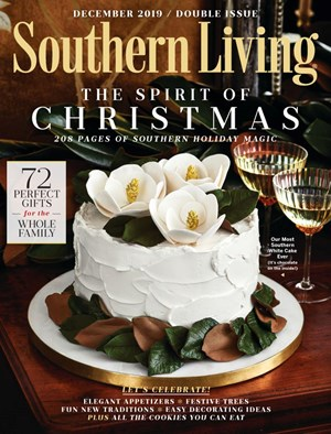 Southern Living Magazine | 12/1/2019 Cover