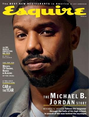 Esquire Magazine | 1/2020 Cover