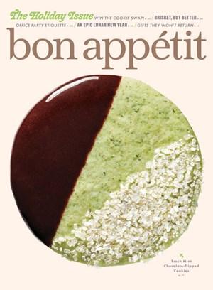 Bon Appetit | 12/2019 Cover