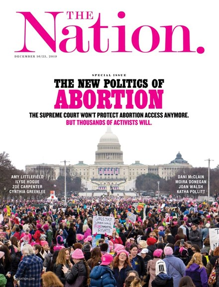 The Nation Cover - 12/16/2019