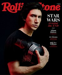 Rolling Stone Magazine   12/2019 Cover