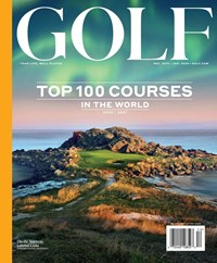 Golf Magazine | 12/1/2019 Cover