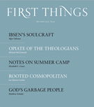 First Things Magazine 12/1/2019