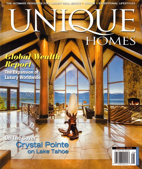 Unique Homes Cover - 12/1/2019