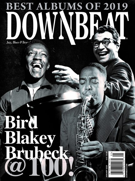 DownBeat Cover - 1/1/2020