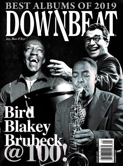 DownBeat Cover - 1/1/2020