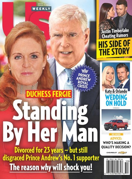 Us Weekly Cover - 12/16/2019