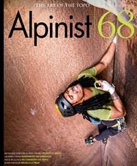Alpinist Magazine   12/2019 Cover