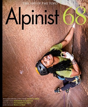 Alpinist Magazine | 12/2019 Cover
