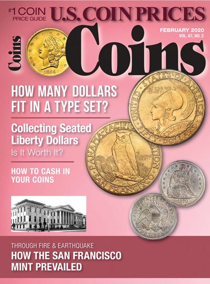 Coins Cover - 2/1/2020