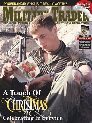 Military Trader Magazine   12/2019 Cover