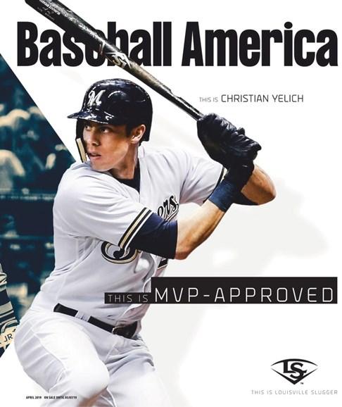 Baseball America Cover - 4/1/2019