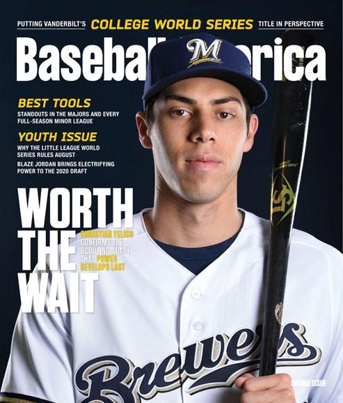 Baseball America Cover - 8/1/2019