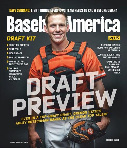 Baseball America Cover - 6/1/2019