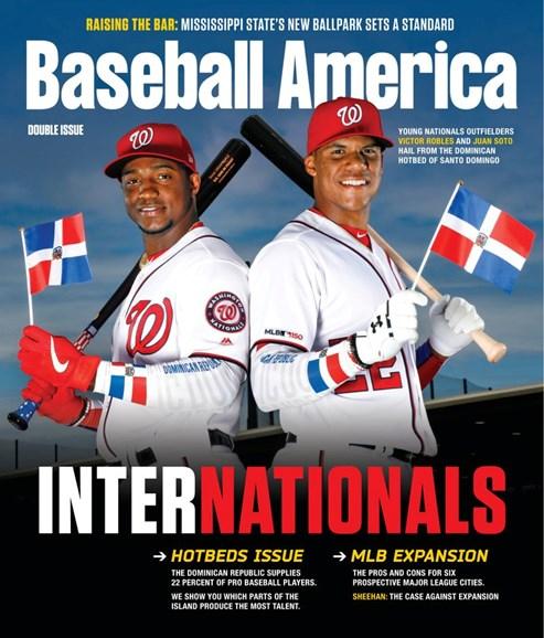 Baseball America Cover - 5/1/2019