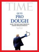 Time Magazine 12/16/2019