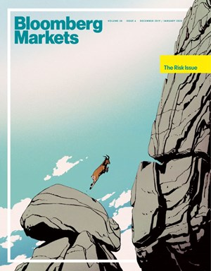 Bloomberg Markets Magazine | 12/1/2019 Cover