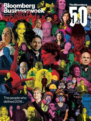 Bloomberg Businessweek Magazine | 12/9/2019 Cover