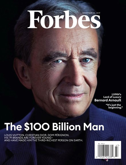 Forbes Cover - 11/30/2019
