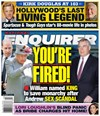 The National Enquirer   12/16/2019 Cover