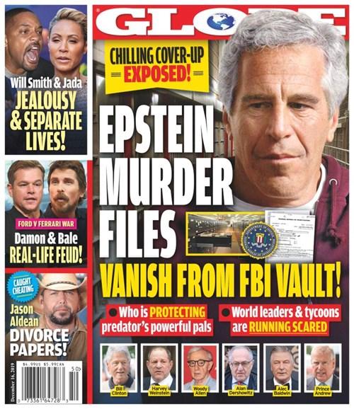 Globe Cover - 12/16/2019