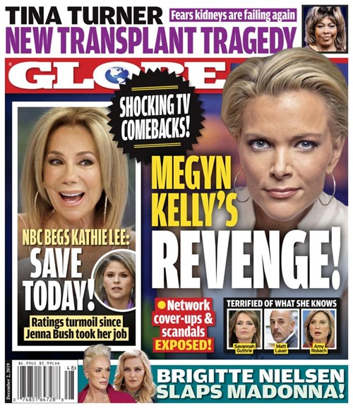 Globe Cover - 12/2/2019