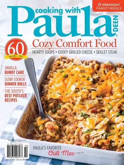 Paula Deen Magazine | 1/2020 Cover