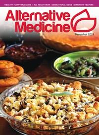Alternative Medicine Magazine | 11/2019 Cover