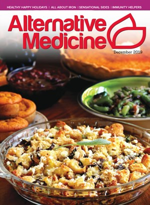 Alternative Medicine Magazine | 11/2019 Cover