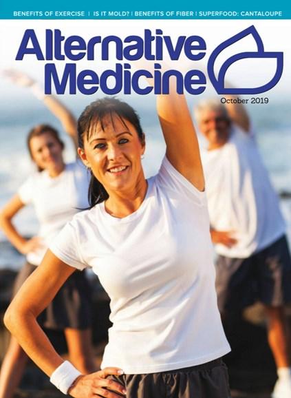 Alternative Medicine Cover - 9/1/2019
