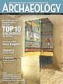 Archaeology Magazine   1/2020 Cover