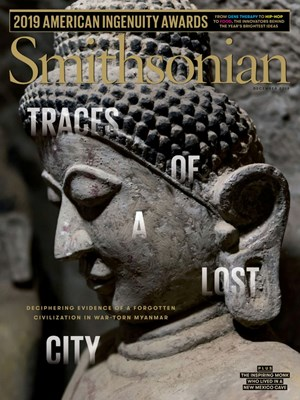 Smithsonian | 12/2019 Cover