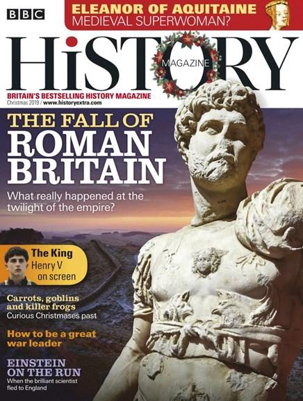 BBC History Cover - 12/25/2019