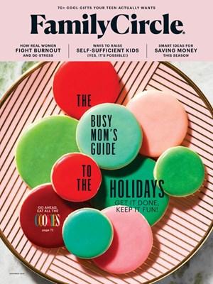 Family Circle Magazine | 12/1/2019 Cover