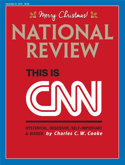 National Review Cover - 12/31/2019