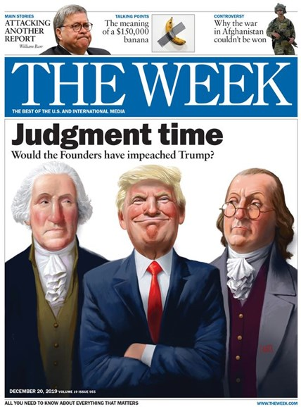The Week Cover - 12/20/2019